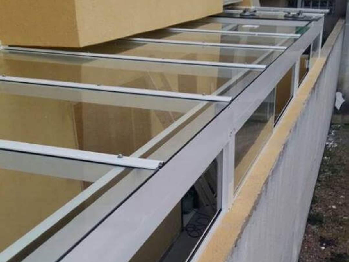 Vidro Temperado - Rocha Esquadrias - Esquadrias de Aluminio e Vidros Temperados em Curitiba - Esquadrias de Alumínio em Curitiba